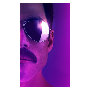 Хардпостер (на твёрдой основе) Bohemian Rhapsody. Размер: 30 х 50 см